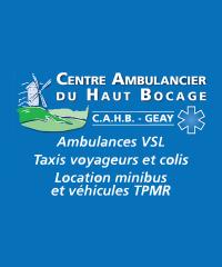 Centre Ambulancier Haut Bocage Geay